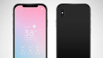 iphone x mobile development
